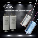 CBB80 light compensation capacitor