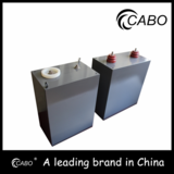 Impact current pulse capacitor