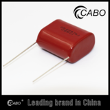 Epoxy resin capacitors/plastic film capacitor